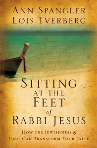 Sitting at the Feet of Rabbi Jesus, Final Cover