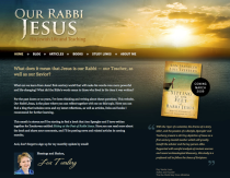 Our Rabbi Jesus.com Home Page
